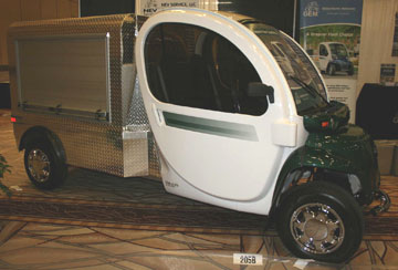 2008 Global Electric Motorcars (Chrysler)